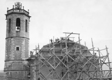 La Bastida i paletes 1 - 1955