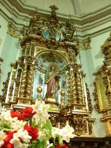 Retaula Actual. Sant Llop i Santa Coloma
