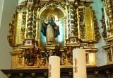 Actual retaule Major. Cos lateral - Sant Miquel dels Sants